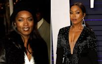 <p>The <em>Stella Got Her Groove Back</em> actress is still grooving like her '90s self today. (Photo by Frederick M. Brown/Getty Images) </p>