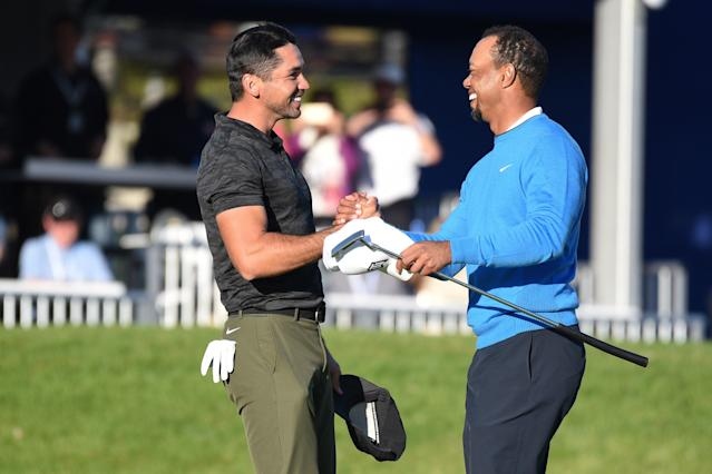 Tiger Woods paired with Jason Day and Hideki Matsuyama for the first two rounds at Bay Hill