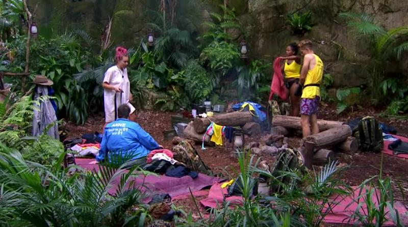 I'm A Celebrity usually takes place in the Australian outback (Photo: ITV)