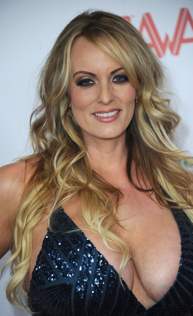 Porn star Stormy claims she had an affair with the President years ago. Photo: Getty