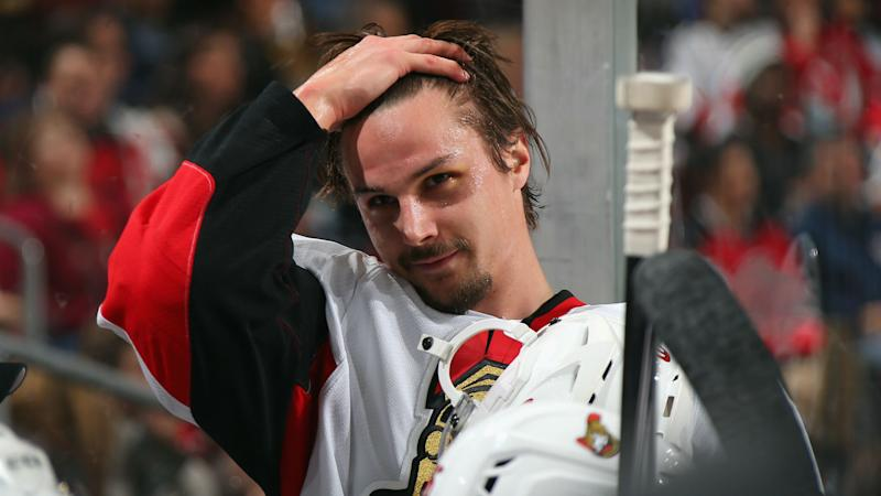 Senators' Erik Karlsson ruled out Thursday vs. Bruins