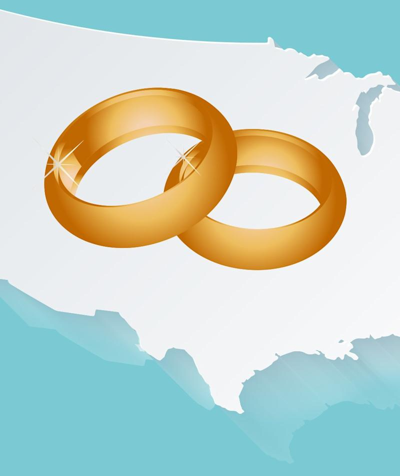 Divorce Rates Are Down—and This State Has the Lowest Divorce Rate in America, According to a New Study