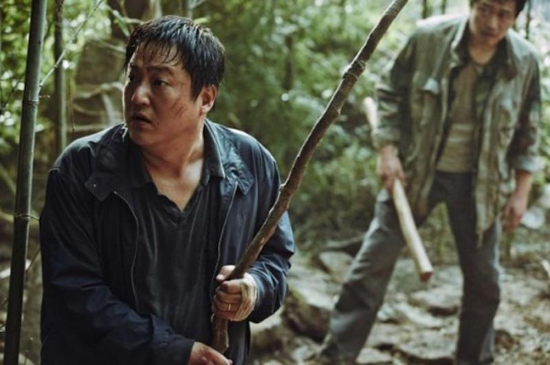 Do-won Kwak in 'The Wailing' (credit: Fox International)