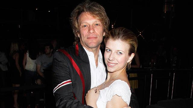 Bon Jovi's Daughter Arrested After Possible Heroin OD