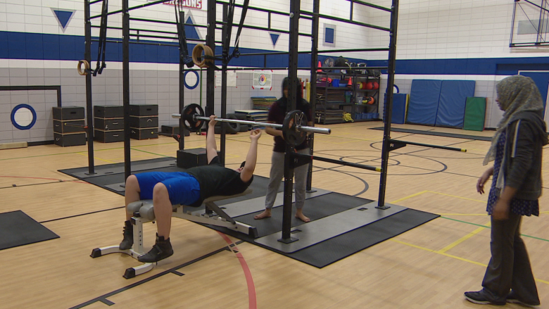 School program encourages students to hit the gym when struggling to concentrate