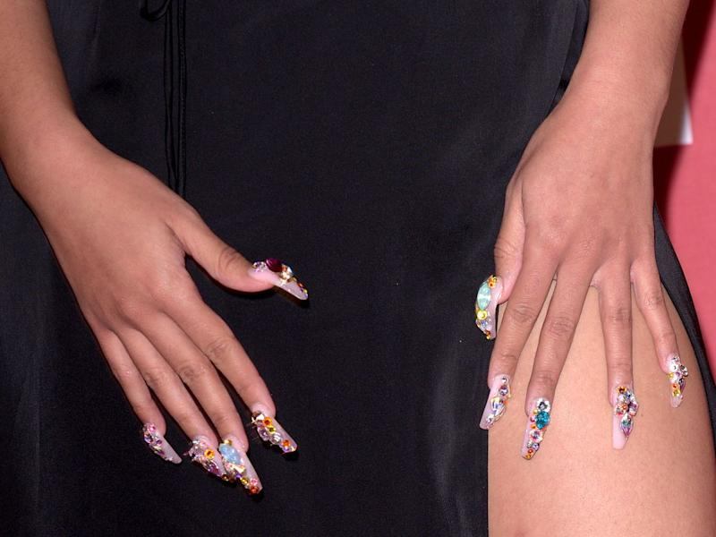 Cardi B\'s Nails Might Be More Expensive Than Her \