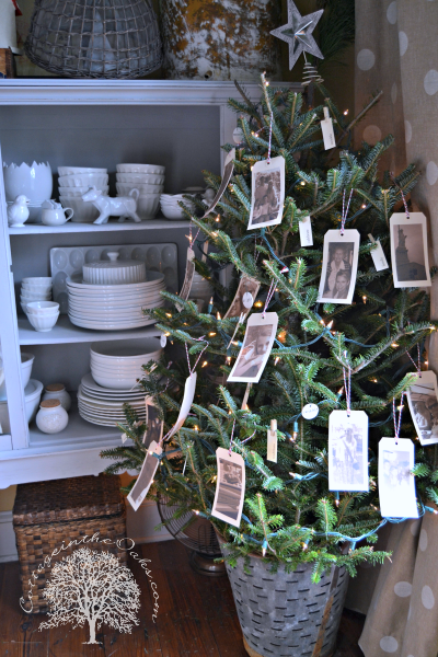 "<p>Use your tree as an excuse to show off family photos! You can turn them into polaroid-style snaps or design them to look like tags with festive string attached.</p><p>See more at <a href=""http://cottageintheoaks.com/2013/12/christmas-tree-memories/"" rel=""nofollow noopener"" target=""_blank"" data-ylk=""slk:Cottage in the Oaks"" class=""link rapid-noclick-resp"">Cottage in the Oaks</a>.</p><p><a class=""link rapid-noclick-resp"" href=""https://www.amazon.com/String-Crafts-Wedding-Christmas-Thanksgiving/dp/B074MZ79Q8/?tag=syn-yahoo-20&ascsubtag=%5Bartid%7C10057.g.505%5Bsrc%7Cyahoo-us"" rel=""nofollow noopener"" target=""_blank"" data-ylk=""slk:SHOP TAGS"">SHOP TAGS</a> <em><strong>White Paper Tags, $6</strong></em></p>"