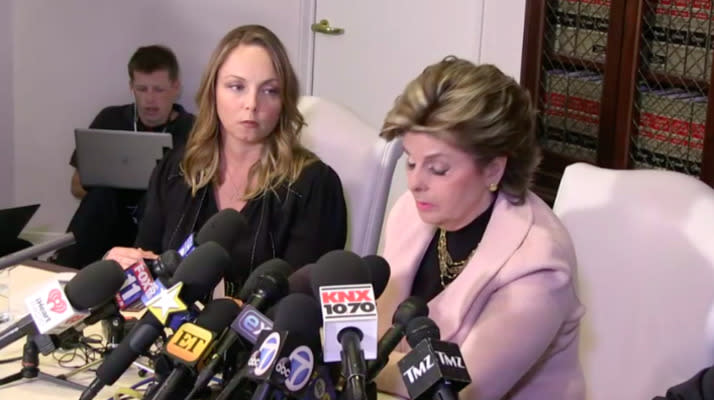 Former Actress Louisette Geiss Says Harvey Weinstein Masturbated In Front Of Her