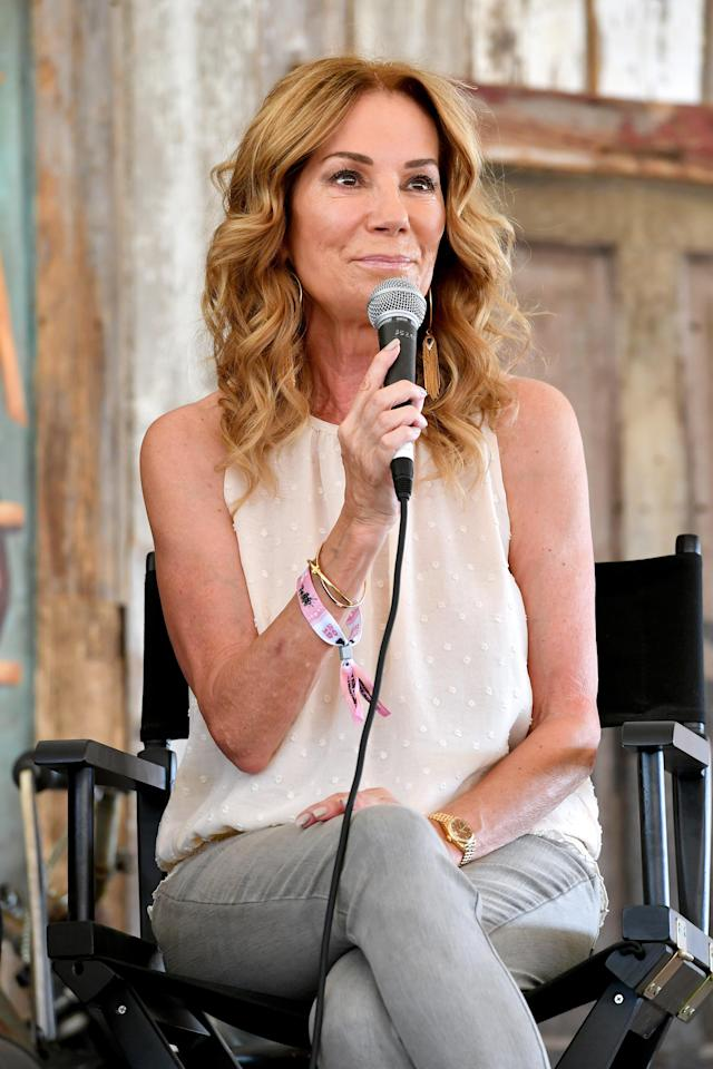 Kathie Lee Gifford told Fox & Friends that Hallmark isn't afraid to make faith-based movies. (Photo: Erika Goldring/Getty Images for Pilgrimage Music & Cultural Festival)