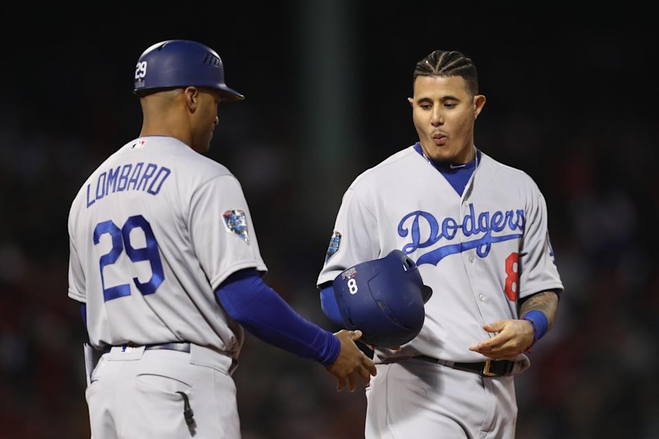 Dodgers got a good performance from Manny Machado in Game 1 of the World Series, but they'll need from everyone else. (Getty Images)