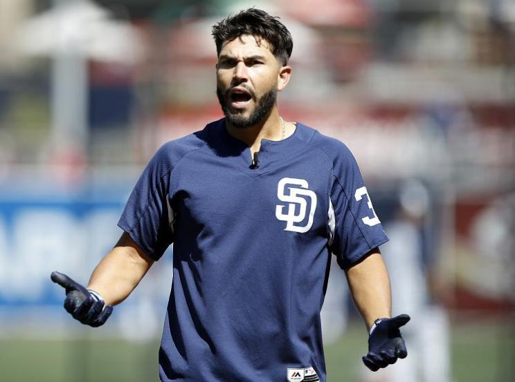 Eric Hosmer's Lost Popup Leads Padres Loss In Houston
