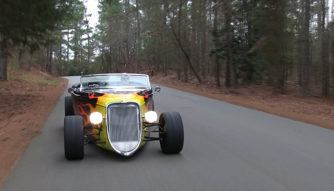 Driving The 33 Ford Hot Rod You Can Buy Instead Of Build
