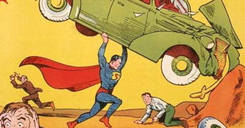 Superman comic fetches record-smashing $3.2M