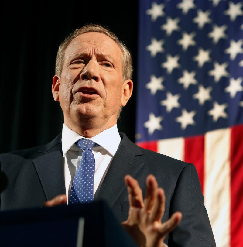 Pataki dropped out of the raceon Dec. 29, 2015.