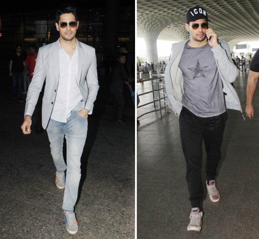 <p>Well, when you are this good-looking, anything is bound to look good on you. From a formal-ish look to a casual outfit, Sidharth manages to look exceptional every time. </p>