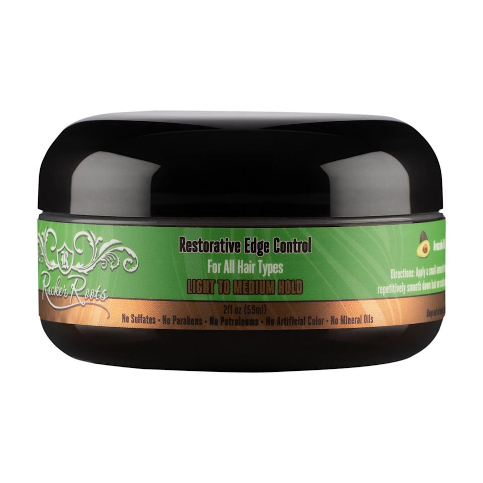 "Rucker Roots is relaunching its edge control, and now it's better than ever. The brand added avocado, castor, and olive oils to give your edges moisture and a boost of strength — crucial, especially when you're styling those delicate <a href=""https://www.allure.com/gallery/how-to-style-baby-hair-tips?mbid=synd_yahoo_rss"" rel=""nofollow"">baby hairs</a>.<br> <br> <strong>$12</strong> (<a href=""https://shop-links.co/1690913960254163095"" rel=""nofollow"">Shop Now</a>)"