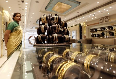 Indian gold discounts at three-year peak after import duty increase