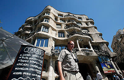 Spain heads for record tourism year