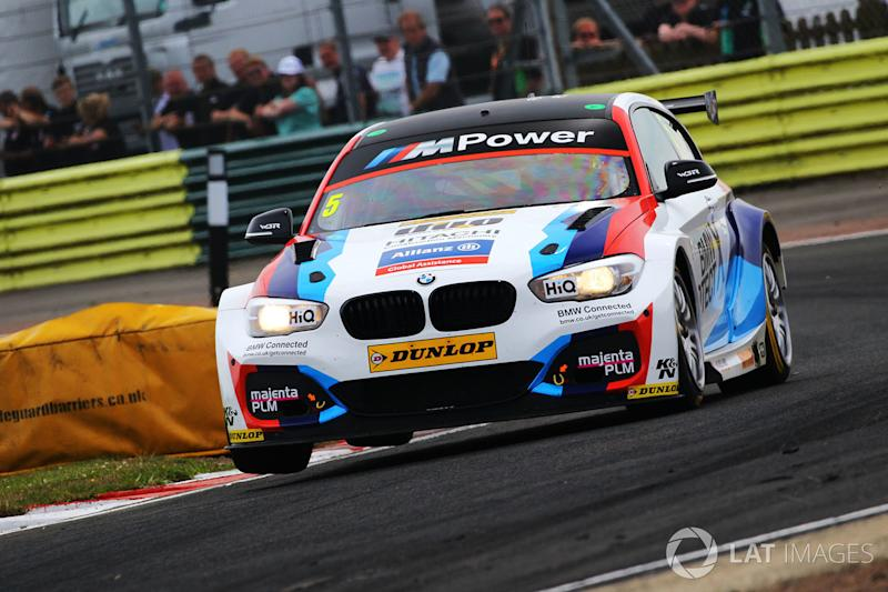 Collard to skip next two BTCC rounds on medical advice