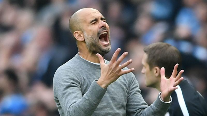'Maybe it is my fault!' - Man City defeats worrying Guardiola