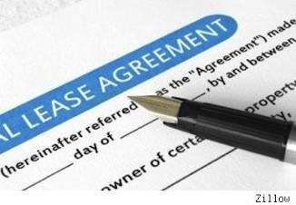 perks can come with a rental lease agreement