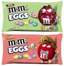 """<p><strong>M&M'S</strong></p><p>amazon.com</p><p><strong>$37.97</strong></p><p><a href=""""https://www.amazon.com/dp/B01BZC5MCM?tag=syn-yahoo-20&ascsubtag=%5Bartid%7C10070.g.2201%5Bsrc%7Cyahoo-us"""" rel=""""nofollow noopener"""" target=""""_blank"""" data-ylk=""""slk:Shop Now"""" class=""""link rapid-noclick-resp"""">Shop Now</a></p><p>These pretty speckled candies out this time of year look beautiful in a bowl or tossed into an Easter basket.</p>"""