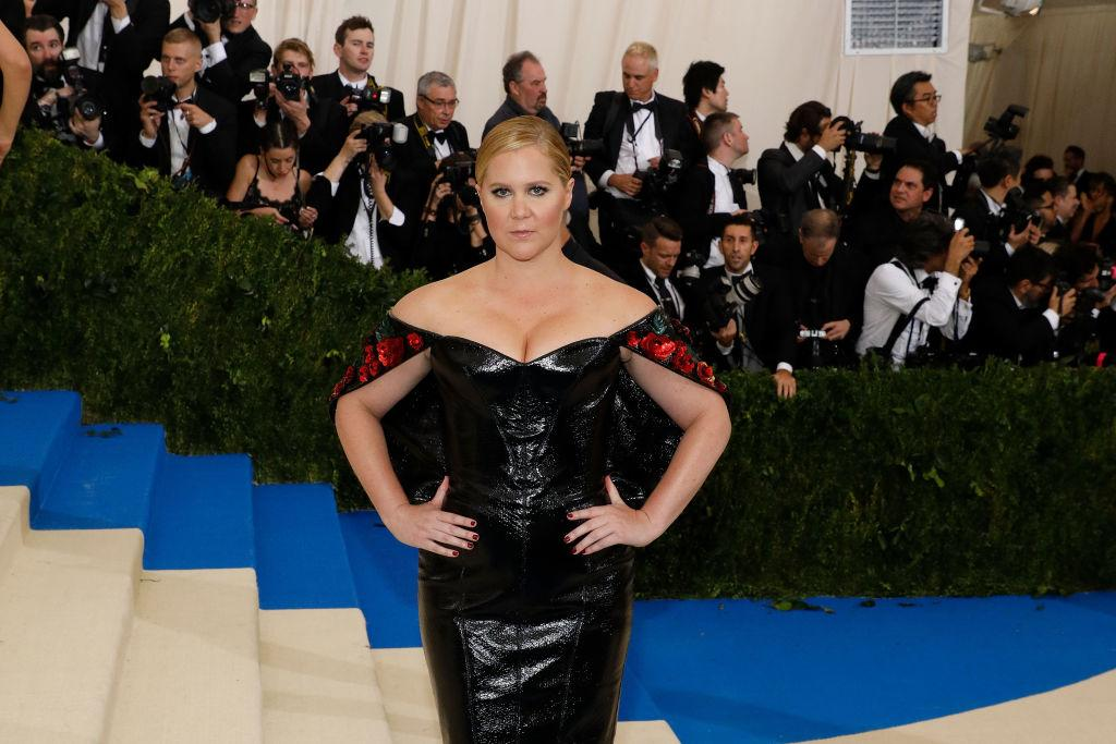 "<p>""I'm a size 6 [UK 10] and have no plans of changing. This is it. Stay on or get off,"" the comedian powerfully <a rel=""nofollow"" href=""https://twitter.com/amyschumer/status/565996404863434753?lang=en"">tweeted in 2015.</a></p>"