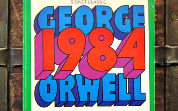 Sales Of George Orwells 1984 Have Gone Up 3100 In The Past 24 Hours