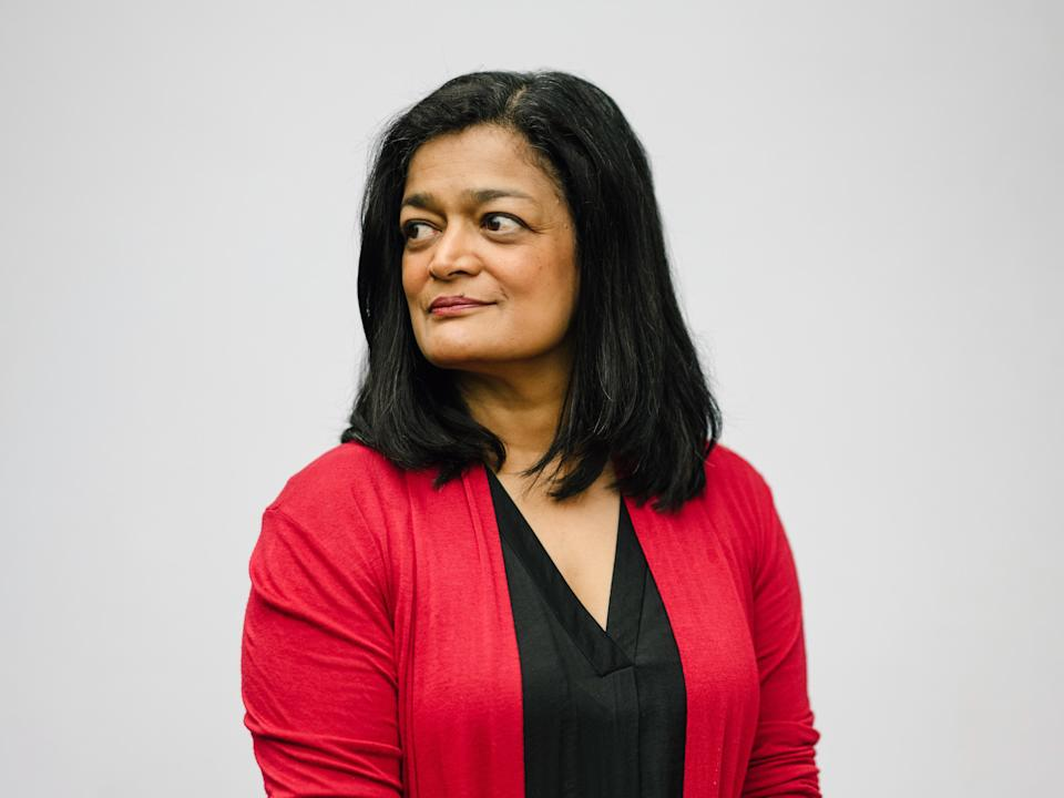 Cory Gardner Rep. Pramila Jayapal (D-Washington) is making the case that guaranteed income programs should be part of the federal coronavirus relief effort. (Grant Hindsley/The New York Times)