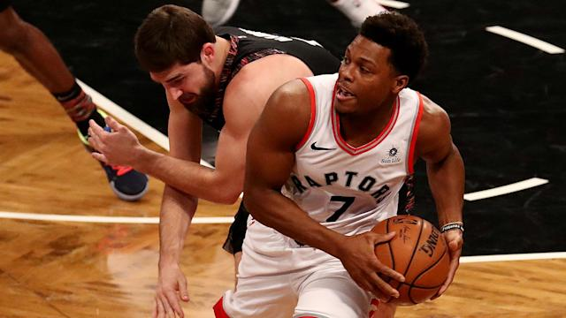 While Kyle Lowry has still found ways to be productive, he and the team recognize his recent shooting woes need to improve.