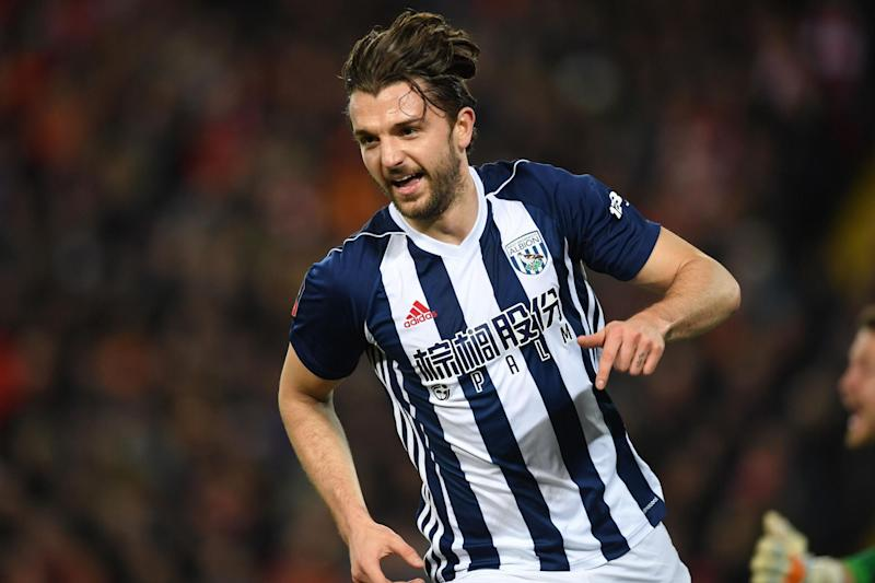 FA charge: Jay Rodriguez: AFP/Getty Images