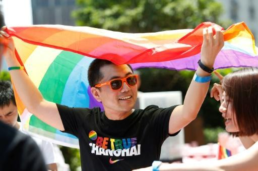 Despite a shake-up of China's marriage law last month -- and a groundswell of support for same-sex unions in the socially conservative country -- demands to make gay marriage legal have not been met