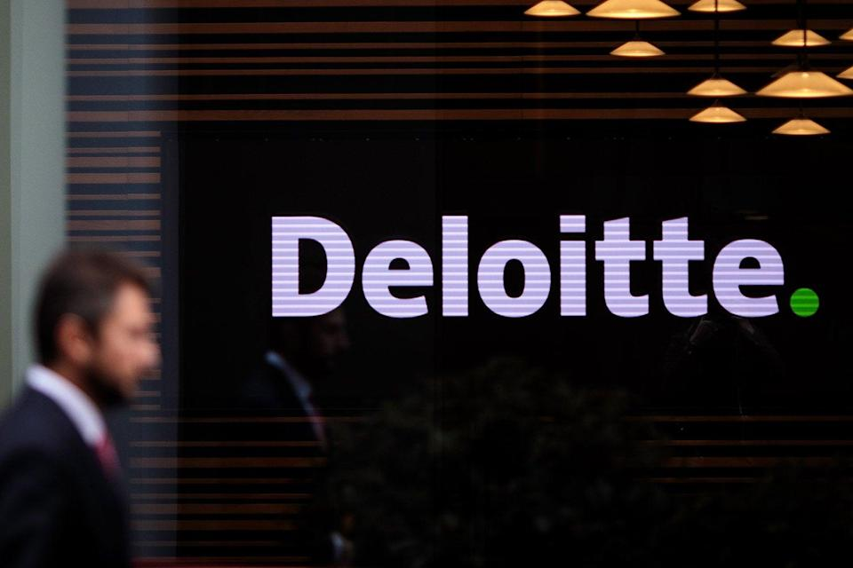 """<p>Deloitte's  """"Women @ Work"""" survey, released today, was conducted with 5,000 high fliers in 10 countries around the globe including 500 female white-collar workers in the UK</p> (Getty)"""