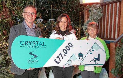 Pippa Middleton crystal - Credit: Crystal Ski Holidays