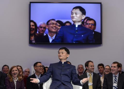 China's Alibaba drives into 'Internet car' industry