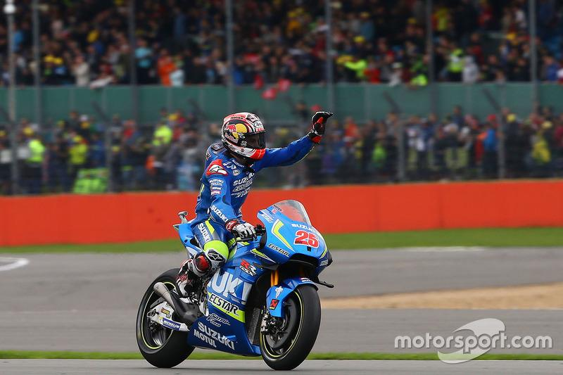 "Maverick Viñales*. Victorias: 8 (*en activo)<span class=""copyright"">Gold and Goose / Motorsport Images</span>"