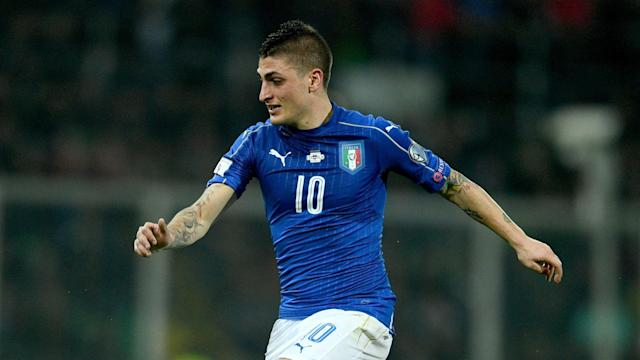 Juventus can beat Barcelona to keep their dreams of a league, cup and Champions League treble alive, according to Marco Verratti.