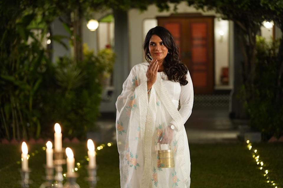 Richa Chadha is excellent in the film.