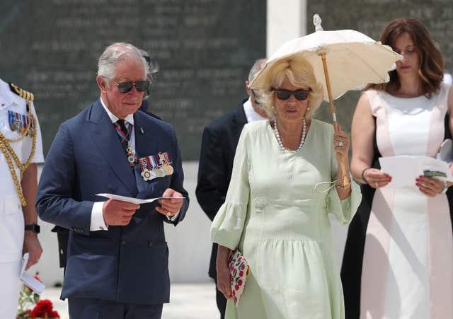 Royal visit to France and Greece – Day Four