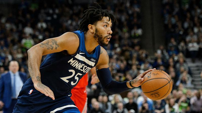 c67c20a814cb Rose explodes for 50 points to lead Timberwolves over Jazz