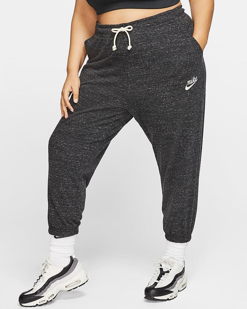 "<br><br><strong>Nike</strong> Capris, $, available at <a href=""https://go.skimresources.com/?id=30283X879131&url=https%3A%2F%2Fwww.nike.com%2Ft%2Fsportswear-womens-capris-plus-size-M69K8f%2FCT0645-010"" rel=""nofollow noopener"" target=""_blank"" data-ylk=""slk:Nike"" class=""link rapid-noclick-resp"">Nike</a>"