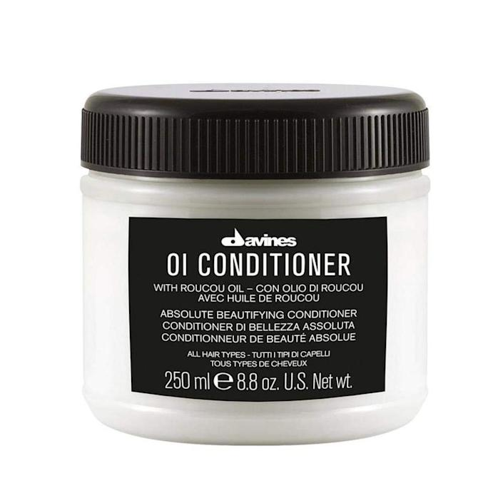 davines, best conditioner for curly hair