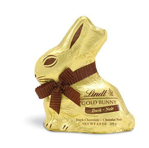 """<p><strong>Lindt</strong></p><p>amazon.com</p><p><strong>$8.99</strong></p><p><a href=""""https://www.amazon.com/dp/B004MAH9B2?tag=syn-yahoo-20&ascsubtag=%5Bartid%7C10070.g.2201%5Bsrc%7Cyahoo-us"""" rel=""""nofollow noopener"""" target=""""_blank"""" data-ylk=""""slk:Shop Now"""" class=""""link rapid-noclick-resp"""">Shop Now</a></p><p>No Easter basket is complete without a pair of these golden ears peering out from the top. The hollow inside lets you break off pieces as you nibble through the cute shape. </p>"""