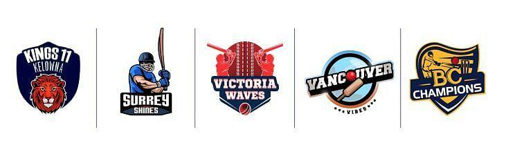 The 5 teams that will battle it out in the BC Cricket Championship