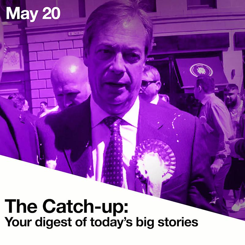 The Catch-up 20 May