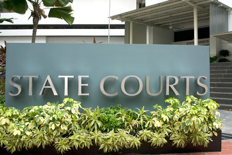 David Andrew Hygate, 51, pleaded guilty to two charges of forgery and one of aiding an overstayer. (Yahoo News Singapore file photo)
