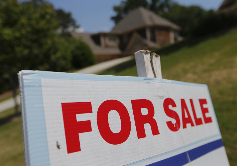 Home sales rose in May but buyers face sharply rising prices