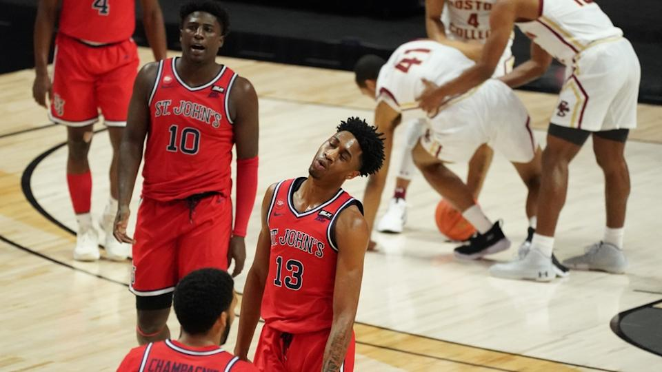 Frustrated St. John's