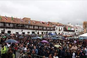 Boyaca, Colombia Breaks Guinness World Record for Largest Coffee Party