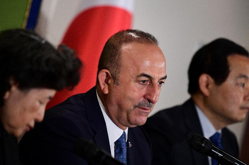 Turkey warns United States  its Iran sanctions are 'dangerous'